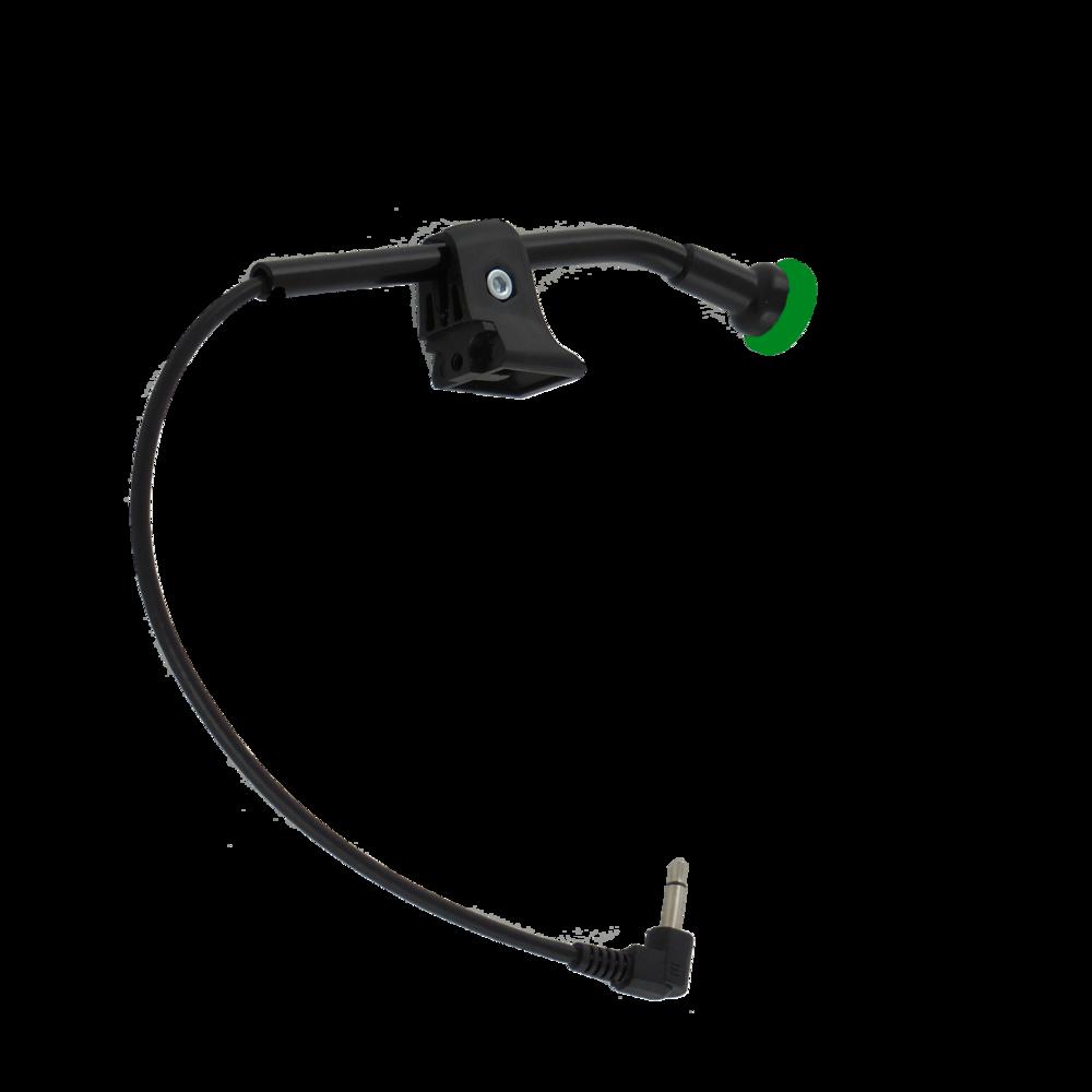 Twister på bøyd stang, kort kabel (300mm) Picomed